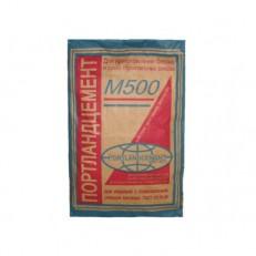 Портландцемент М 500 50 кг