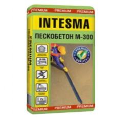 Пескобетон М 300 Intesma Юнис 40 кг