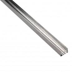 Профиль направляющий ПН 27х28 мм толщина металла 0,50мм