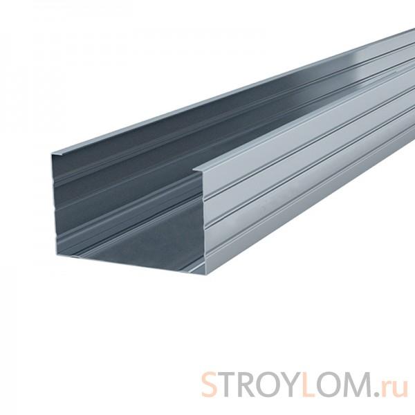 Профиль направляющий ПC-6 100х50 мм толщина металла 0,4мм