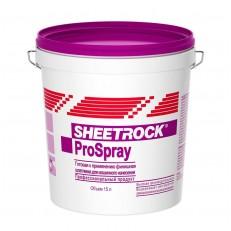 Sheetrock ProSpray 15 л Шпатлевка финишная