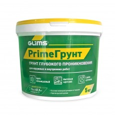 Глимс грунтовка GLIMS PrimeГрунт 10л.