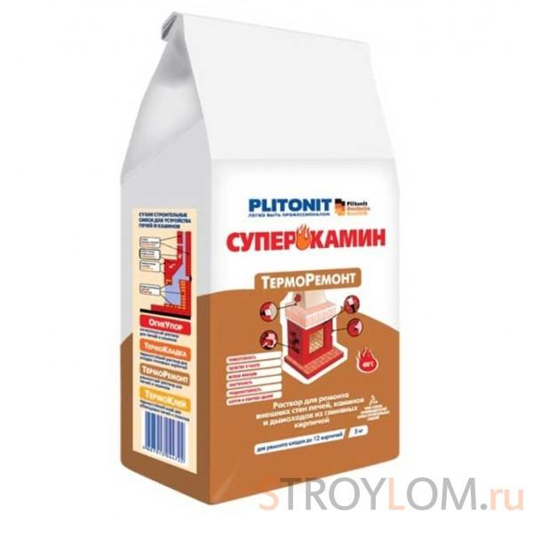 Plitonit Суперкамин Терморемонт 5 кг
