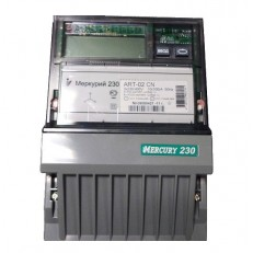 Счетчик Инкотекс Меркурий 230 ART-02 CN 10-100A трехфазный многотарифный