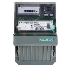 Счетчик электроэнергии Инкотекс Меркурий 230 АМ-03 5-7.5А трехфазный однотарифный
