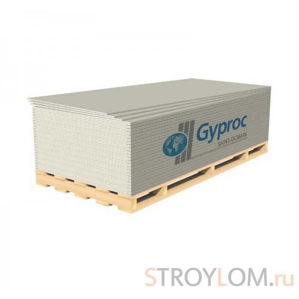 Гипсокартонный лист Gyproc Аква Стронг 2500х1200х15 мм