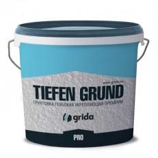Грунтовка глубокого проникновения Грида Tiefen Grund 10 кг