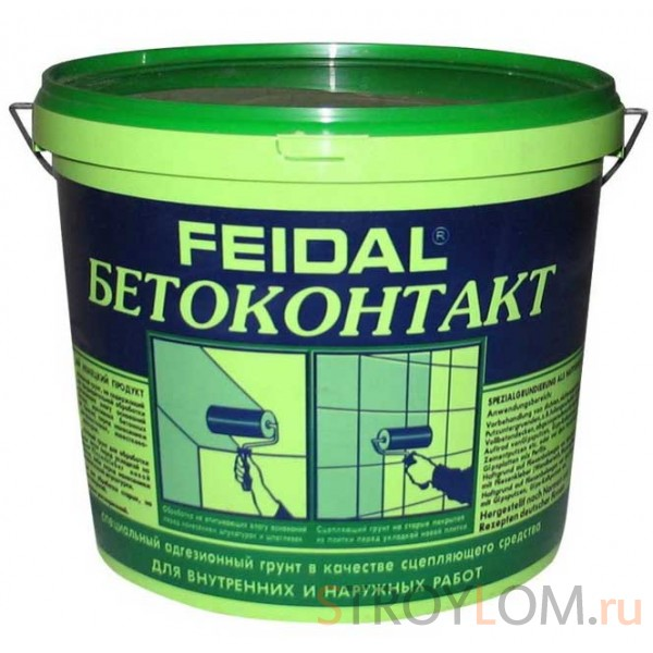 Грунтовка Feidal Betokontakt 20 кг