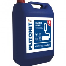 Праймер-концентрат Plitonit Грунт 1 10 кг