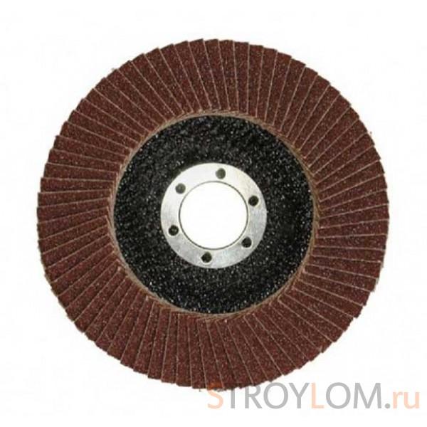Круг лепестковый торцевой Fit P-40 125 мм 39552