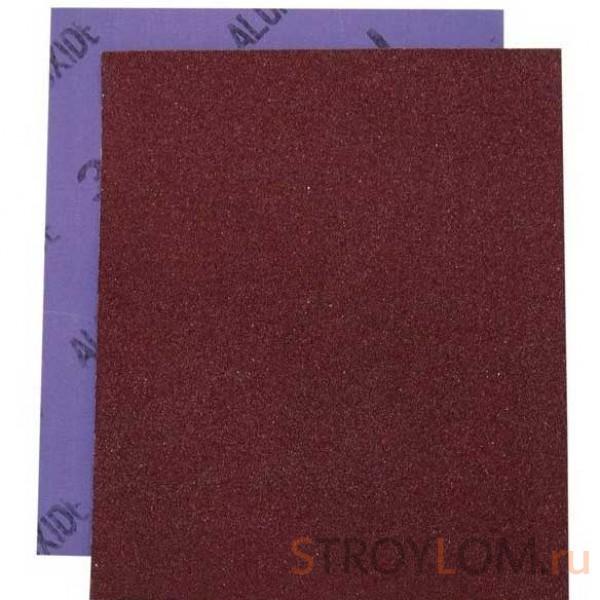 Бумага наждачная In Work 38008 Р-80 230х280 мм