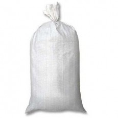 Мешки плетеные для ремонтных работ белые
