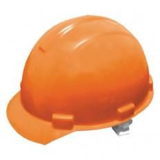 Каска строительная FIT 12201 оранжевая
