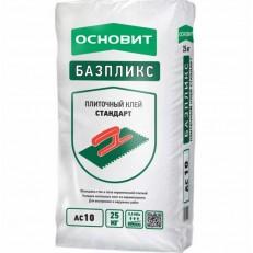 Клей для плитки Основит Базпликс AC10 25 кг
