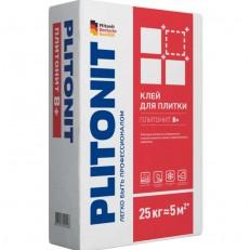 Клей для керамогранита Plitonit В+ 25 кг
