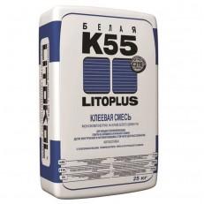 Клей для мозаики Litokol Litoplus K55 25 кг