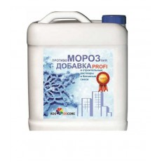 Противоморозная добавка в строительные растворы и бетонные смеси  DECORE PROFI 10л