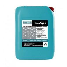 Добавка водооталкивающая CemAqua, 5л