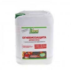 Огнебиозащита 1 группа ОЗП Proff красный 5 кг
