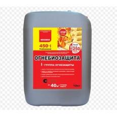Огнебиозащита 2 группа NEOMID 450 красный 10 кг