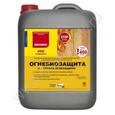 Огнебиозащита 2 группа NEOMID 450 бесцветный 10 кг