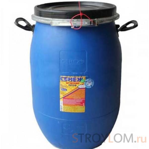 Деревозащитный препарат Сенеж Огнебио Проф 75 кг