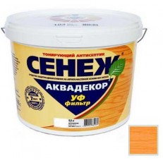 Антисептик тонирующий Сенеж Аквадекор 104 Лиственница 0.9 кг