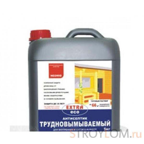 Антисептик - защита древесины от грибка и плесени NEOMID 440 ECO для внутренних работ 1 л