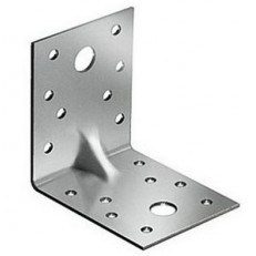 Крепежный уголок усиленный Хортъ Kuu 70х70х55 мм