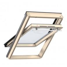 Окно мансардное Velux Optima Комфорт GLR 3073IS (CR04) 550х980 мм ручка сверху