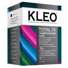 Клей обойный Кleo Total 70 500 гр универсальный