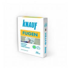 Кнауф Fugen белая 25 кг Шпатлевка универсальная гипсовая