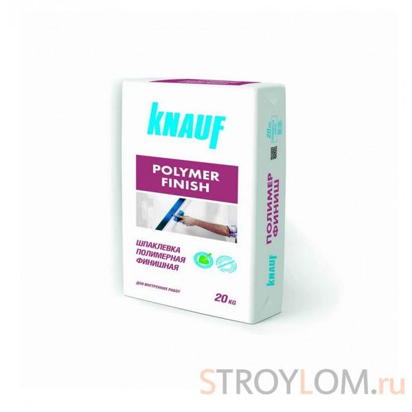 Knauf Полимер Финиш 20 кг Шпатлевка финишная полимерная
