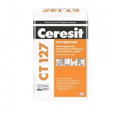 Ceresit CT 127 25 кг Шпатлевка финишная полимерная