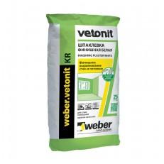 Шпатлевка полимерная Weber.Vetonit KR 20 кг