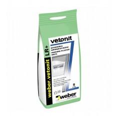 Шпатлевка финишная Weber.Vetonit LR+ 5 кг