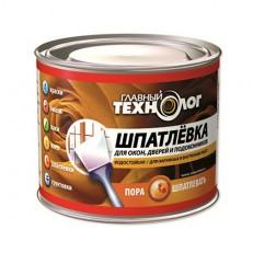 Новбытхим Главный Технолог 0,5 кг Шпатлевка для окон дверей и подоконников