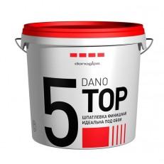 Шпатлевка финишная полимерная Danogips Dano Top 5 3,5