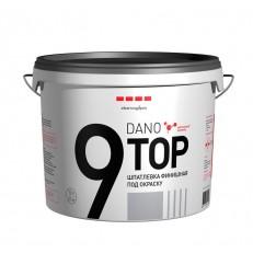 Шпатлевка финишная Danogips Dano Top 9 3,5 л
