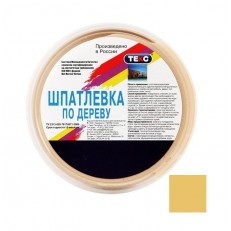 Шпатлевка акриловая по дереву Текс Ре-файн Сосна 0,25 кг