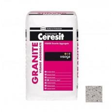Ceresit CT 710 Visage Granite Aggregate Jamaica Brown 13 кг Наполнитель для декоративной штукатурки