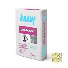 Штукатурка цементная декоративная Knauf Диамант 260 Светлая сахара 25 кг