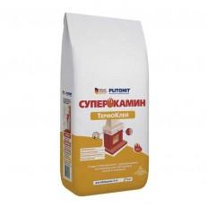 Клей Plitonit Суперкамин Термоклей 5 кг