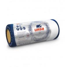 Теплоизоляция Ursa GEO М-11Ф 18000x1200x50 мм фольгированная 1 штука в упаковке