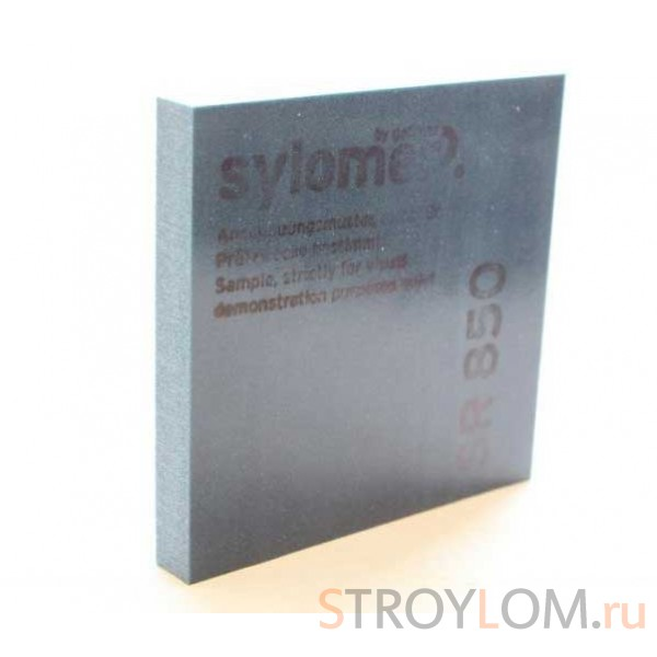 Sylomer SR 850 бирюзовый (м2)