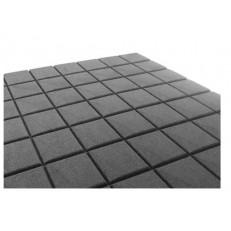 FLEXAKUSTIK Square-30 1000х1000х30 мм, цвет серый графит