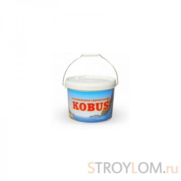 Гидроизоляция полиакриловая КОБУС 12 кг