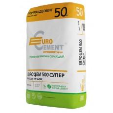 Евроцемент М 500 50 кг