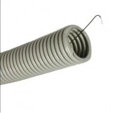 Труба ПВХ гофрированная с протяжкой d16мм ДКС 9191625