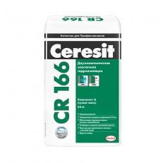 Масса гидроизоляционная Ceresit CR 166 компонент А 24 кг